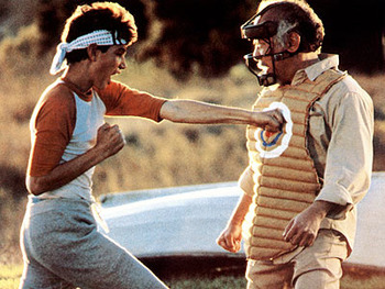 """""""Fucking Karate!"""""""
