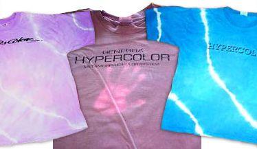 Hypercolor shirts had a short life in Tokyo