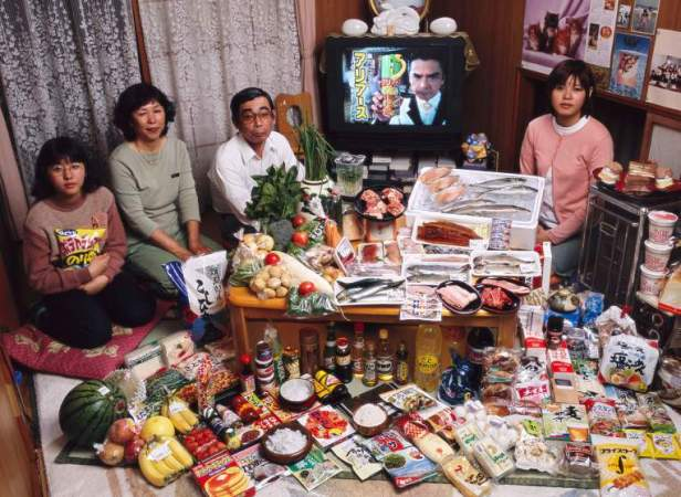 "Sometimes a TV dominated room opens hell's gates for all kinds of decor insanity including #8 on this list ""Anything remotely like conventional Japanese living."""