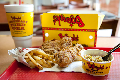 What you know about some Bojangles?